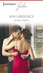 24 timer i Madrid af Kim Lawrence