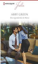 Den legendariske de Marco af Abby Green