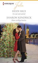 En nat ved juletid /Hans uvillige hustru