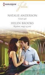 Vovet spil /Rigdom, magt og ære af Helen Brooks, Natalie Anderson