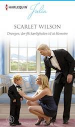 Drengen, der fik kærligheden til at blomstre af Scarlet Wilson