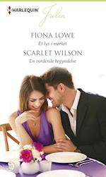 Et lys i mørket/En vordende begyndelse af Scarlet Wilson, Fiona Lowe