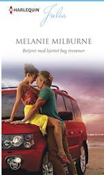 Betjent med hjertet bag tremmer af Melanie Milburne