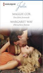Den flotte fremmede/Ødemarkens flamme af Margaret Way, Maggie Cox