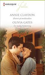 Øverst på ønskesedlen/En modig beslutning af Annie Claydon, Olivia Gates