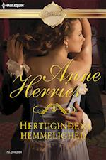 Hertugindens hemmelighed af Anne Herries