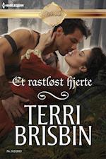 Et rastløst hjerte af Terri Brisbin