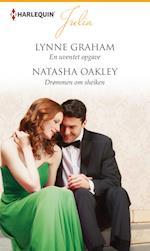 En uventet opgave/Drømmen om sheiken af Lynne Graham, Natasha Oakley