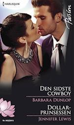 Den sidste cowboy/Dollar-prinsessen af Barbara Dunlop, Jennifer Lewis