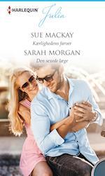 Kærlighedens farver/Den sexede læge af Sarah Morgan, Sue MacKay