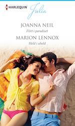 Flirt i paradiset/Held i uheld af Marion Lennox, Joanna Neil