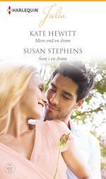 Mere end en drøm/Som i en drøm af Kate Hewitt, Susan Stephens