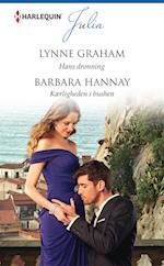 Hans dronning/Kærligheden i bushen af Lynne Graham, Barbara Hannay
