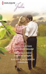 Fyrstens skjulte lidenskab/Et løfte om kærlighed/Ørkenhelten af Barbara McMahon, Michelle Reid, Penny Jordan