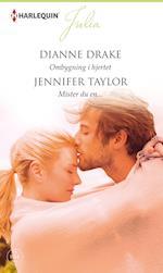 Ombygning i hjertet/Mister du en... af Dianne Drake, Jennifer Taylor