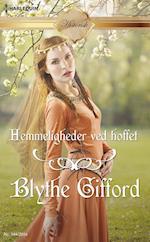 Hemmeligheder ved hoffet af Blythe Gifford