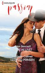 Ramt af livet/Lizzy og prinsen af Michelle Celmer, Jules Bennett