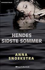 Hendes sidste sommer af Anna Snoekstra