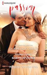 En ægte falsk kæreste/Bare gode venner/Prinsens gravide brud af Michelle Celmer, Jennifer Lewis, Andrea Laurence