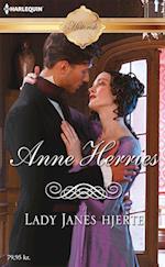 Lady Janes hjerte af Anne Herries
