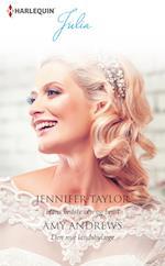 Hans bedste ven og brud/Den nye landsbylæge af Amy Andrews, Jennifer Taylor