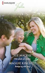 Din plads på jorden/Beskyt og elsk mig af Maggie Kingsley, Sue MacKay