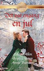 En vinteraften/Når hjertet synger/Den dejligste jul af Louise Allen, Annie Burrows, Sophia James