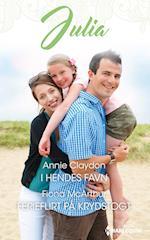 I hendes favn/Ferieflirt på krydstogt af Annie Claydon, Fiona McArthur