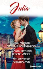 Drømmen om Venedig/Legens vinder/Petrelliarven