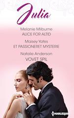 Alice for altid/Et passioneret mysterie/Vovet spil