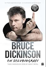 Bruce Dickinson En selvbiografi - What does this button do?
