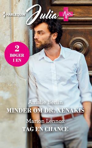 Billede af Minder om Dr. Xenakis/Tag en chance-Amalie Berlin-E-bog
