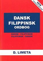 Dansk-filippinsk ordbog : dansk-filippinsk/filippinsk-dansk  (2.udg.)