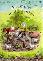 A rumpus in the garden