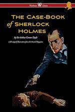 The Case-Book of Sherlock Holmes (Wisehouse Classics Edition - With Original Illustrations) af Conan Arthur Doyle