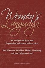 Women's Language