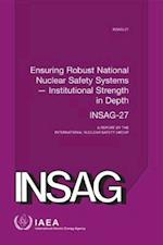 Ensuring Robust National Nuclear Safety Systems -- Institutional Strength in Depth