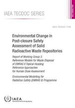 Environmental Change in Post-Closure Safety Assessment of Solid Radioactive Waste Repositories