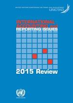 International Accounting and Reporting Issues (INTERNATIONAL ACCOUNTING AND REPORTING ISSUES)