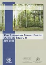 European Forest Sector Outlook Study II (Geneva Timber and Forest Study Papers)