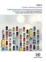 Guidance Document on Emission Control Techniques for Mobile Sources Under the Convention on Long-Range Transboundary Air Pollution
