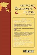Asia-Pacific Development Journal, Vol. 23, No.1, June 2016