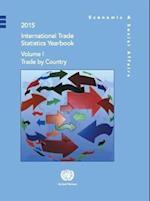 International Trade Statistics Yearbook 2015