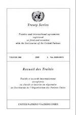 Treaty Series 2560 2009 I (Treaty)