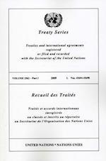 Treaty Series 2562 Part III 2009 I (Treaty)