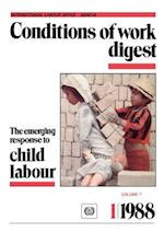 The emerging response to child labour (Conditions of work digest 1/88)