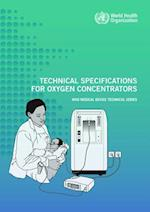 Technical Specifications for Oxygen Concentrators (Who Medical Device Technical)