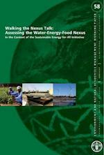 Walking the Nexus Talk - Assessing the Water-Energy-Food Nexus in the Context of the Sustainable Energy for All Initiative (Environment and Natural Resources Management Working Paper)