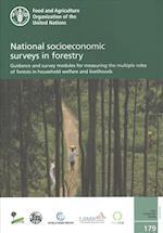 National Socioeconomic Surveys in Forestry