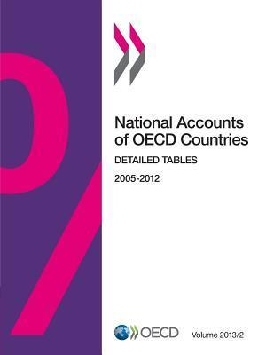 National Accounts of OECD Countries, Volume 2013 Issue 2: Detailed Tables